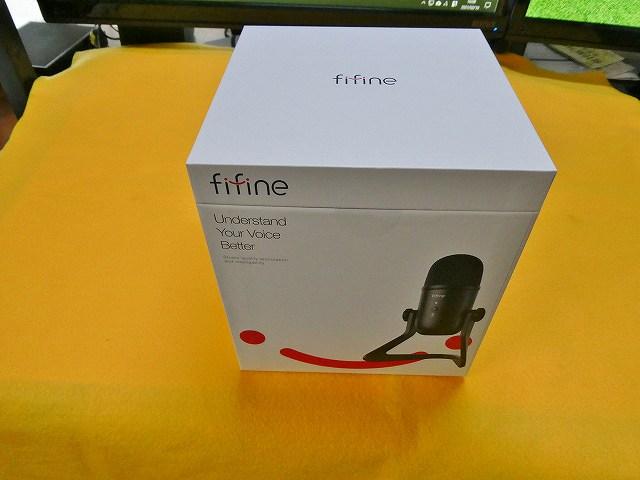 fifineマイク